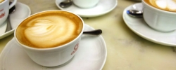 Follow Melissa on Tour: Sipping cappuccino in Italy