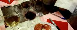 Follow Melissa on Tour: Tasting wine in Italy