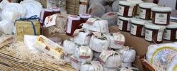 Follow Melissa on Tour: Shopping at an Italian farmers' market