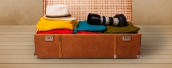 3 Packing tips for spring travel