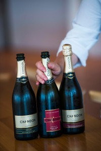 Tasting Chandon in the Yarra Valley