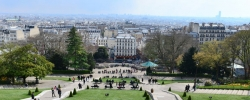 Follow Peter on tour: Day 6 – The Eiffel Tower & Montmartre