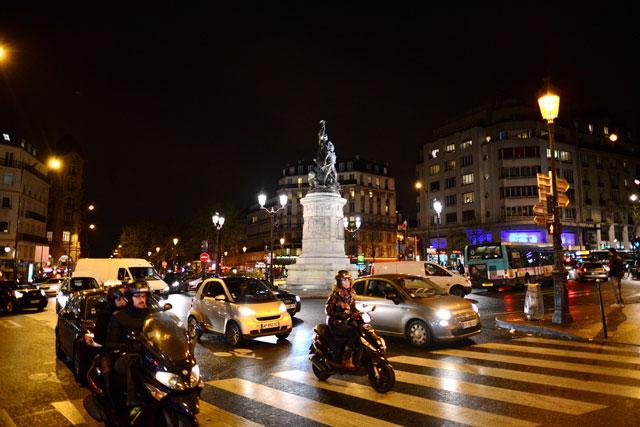 Europe Tours 2015 - Paris