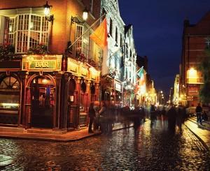 Dublin, Ireland St. Patrick's Day