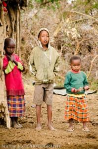 Masai village Kenya