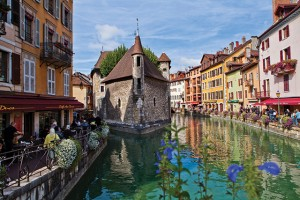 Annecy Island, France