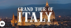Jimmy on the Grand Tour of Italy