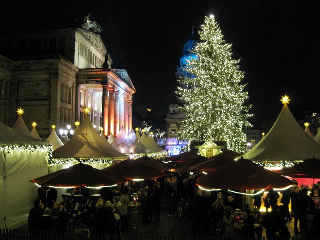 Konzerthaus, Gendarmenmarkt, Germany