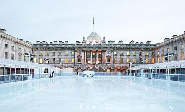 London-Skating