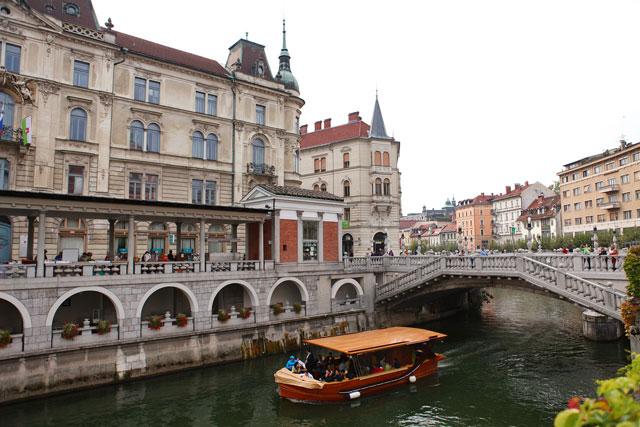 Ljubljana Bridges, Croatia