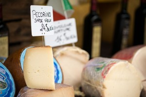 Fromage (cheese) for sale in Provence, France