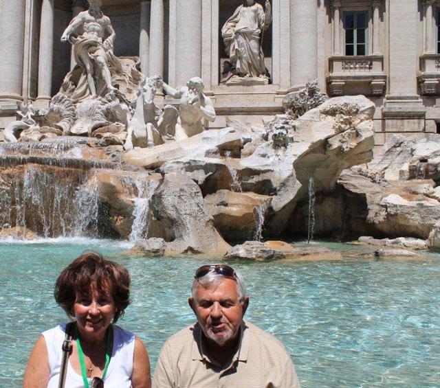 Trevi-Fountain-in-Rome-Italy