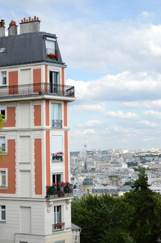 Monmartre, Paris, France