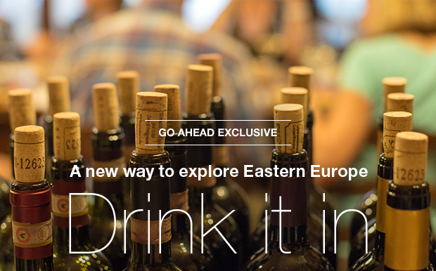 Wines of Eastern Europe: Vienna, Budapest & Prague