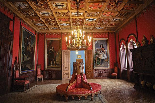 Chateau Synchrov, Prague, Czech Republic