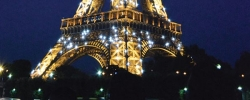Photo of the Day: Eiffel Tower at Night – Paris, France