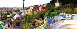 Stroll through Parc Guell on our Barcelona: The City Experience tour.