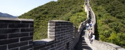 Follow Christine on Tour: Day 3 – Scaling the Great Wall