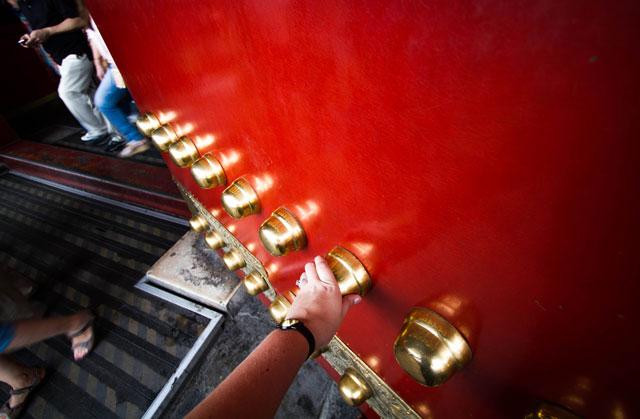 Good luck knobs, Beijing China