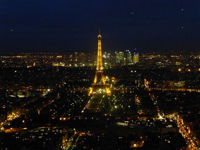 Tour-Montparnasse-Paris-France