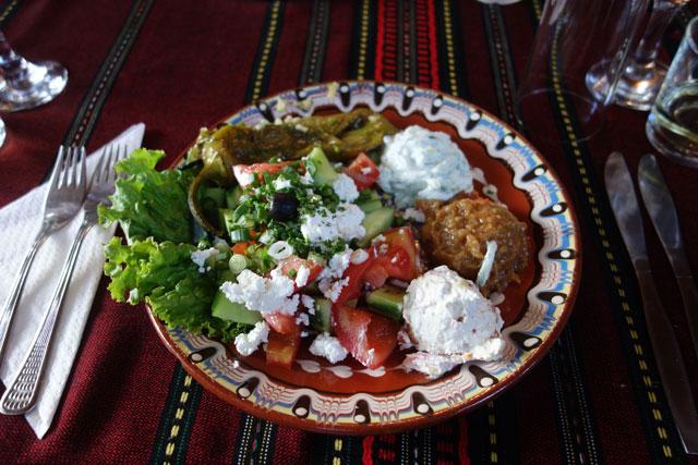 Dinner-in-Bulgaria