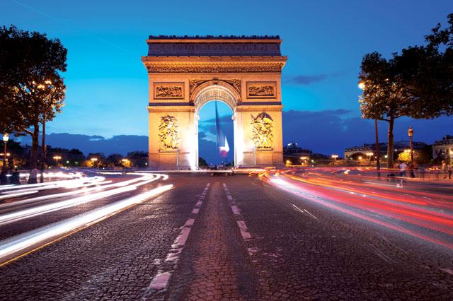 How to navigate the Paris Metro.