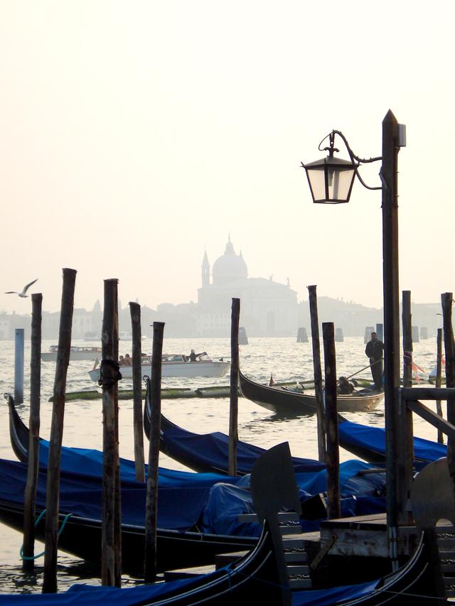 Venice at Dusk, Italy