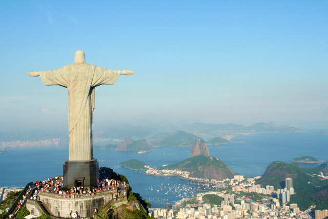 Christ the Redeemer, Rio, Brazil