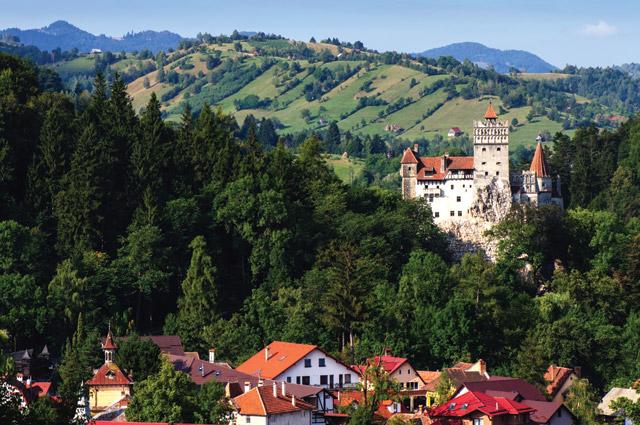 Bran Castle, Romania, Transylvania