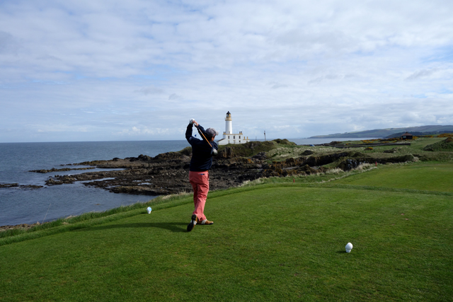 Turberry Aisla Course, 10th hole, Scotland Golf