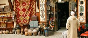 Grand Bazaar, Marrakesh, Morocco