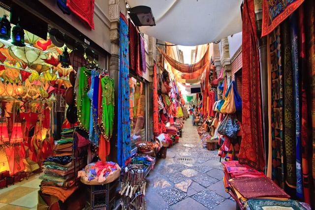 Photo of Market in Granada Spain