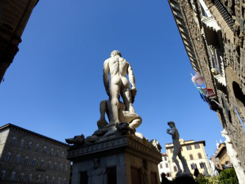 The David, Florence, Italy