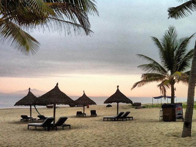Hoi An Beach, Vietnam