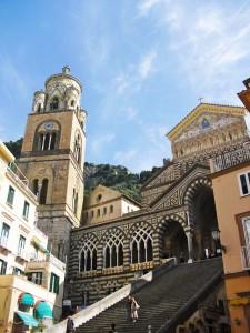 Amalfi Cathedral, Piazza del Duomo, Amalfi, Italy
