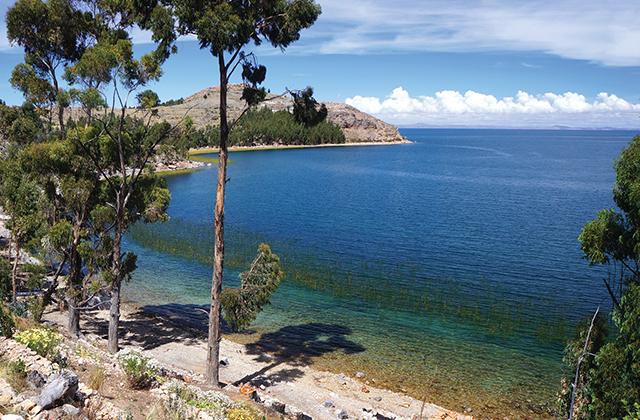 Isla Suasi, Peru