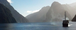 A Day in Landscapes: Scenic vistas from Queenstown to Milford Sound