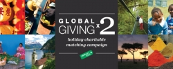 Go Ahead Tours holiday charity matching campaign