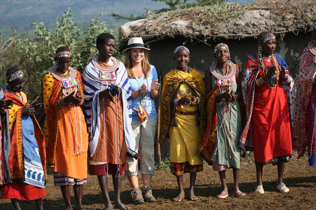 Go Ahead Tours Kenya Safari