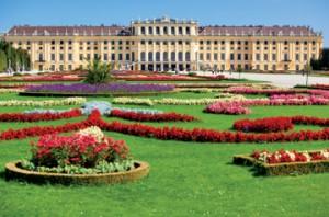 See Schönbrunn's gardens burst into bloom each spring