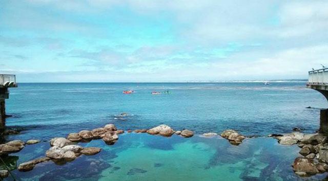 Monterey Bay, California