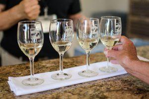 Sterling Vineyards in Napa Valley, California