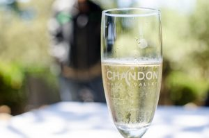 Domaine Chandon winery in Napa Valley, California