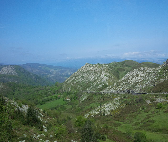 Kelsey explores the Asturias region on our Barcelona & Northern Spain tour