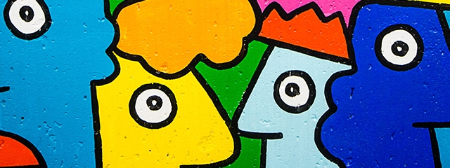 Thierry Noir painting