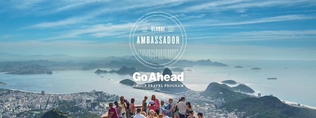 Group Travel Global Ambassador hero image