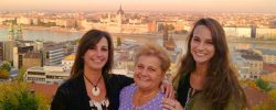 Tracing family heritage: Three generations in Budapest