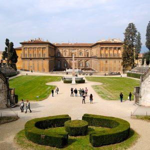 Pitti Palace and Boboli Gardens
