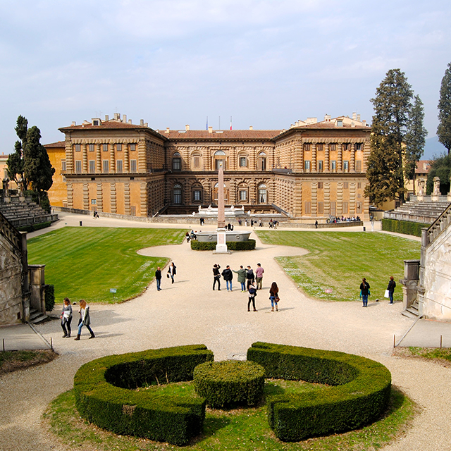Pitti Palace and Boboli Gardens
