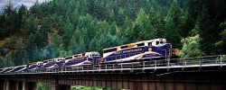 All about Canada's Rocky Mountaineer